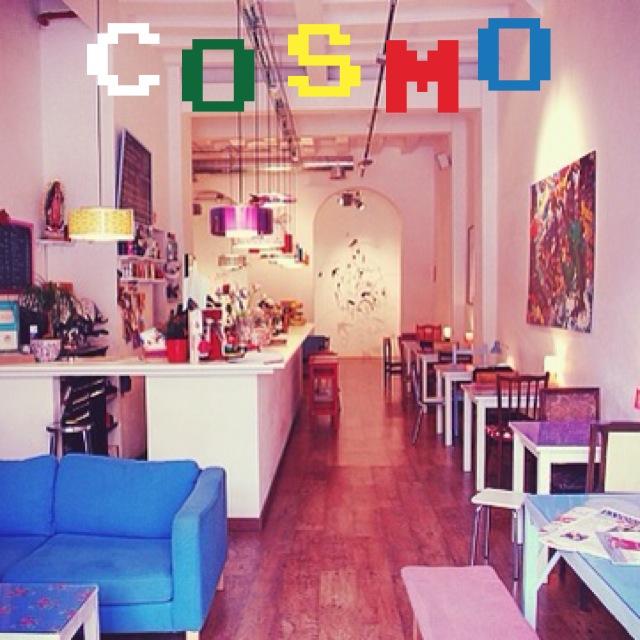 Cosmo cafetería galería