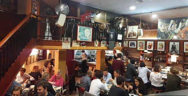 bar ramon barcelona