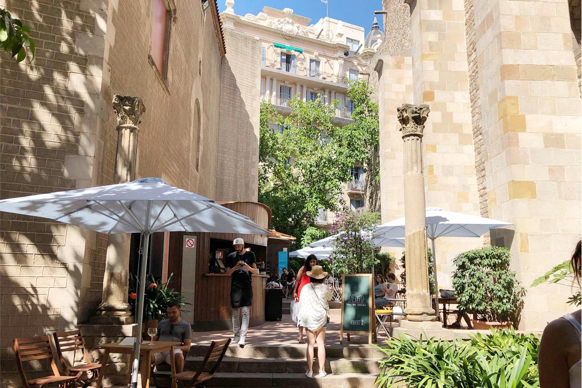 Café d'Estiu Frederic Marés