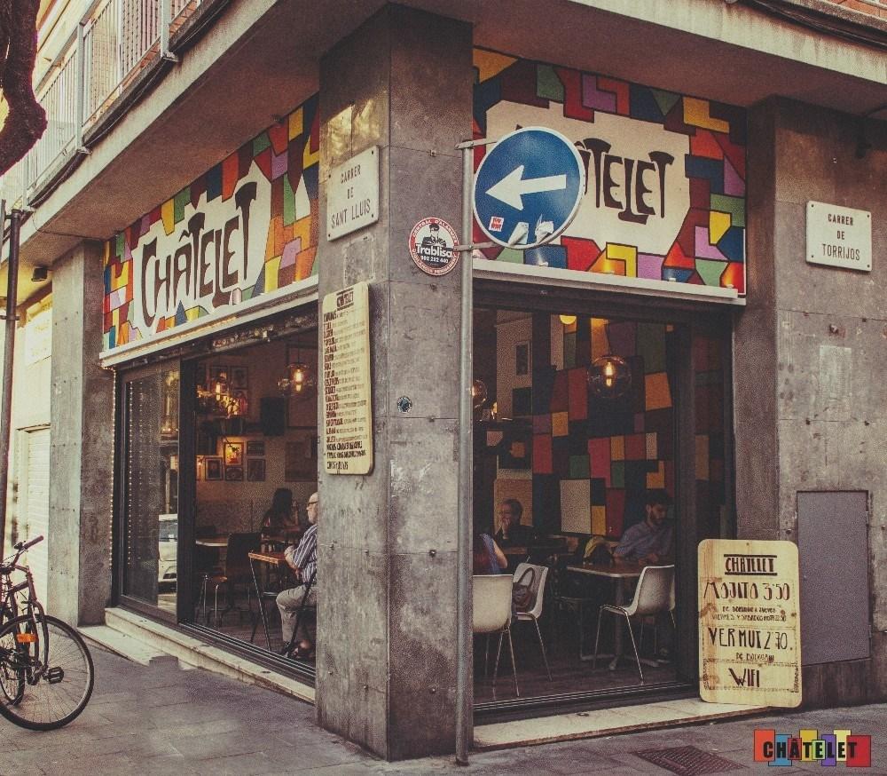 Bar Chatelet gracia