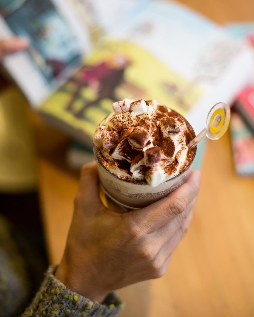 cafetería cosmo la central
