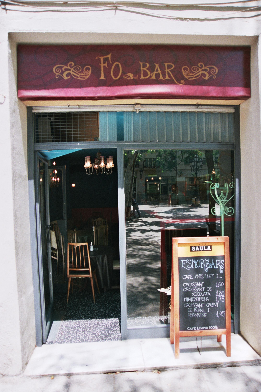 Fo Bar sants barcelona