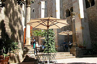 Cafè d'Estiu Frederic Marés