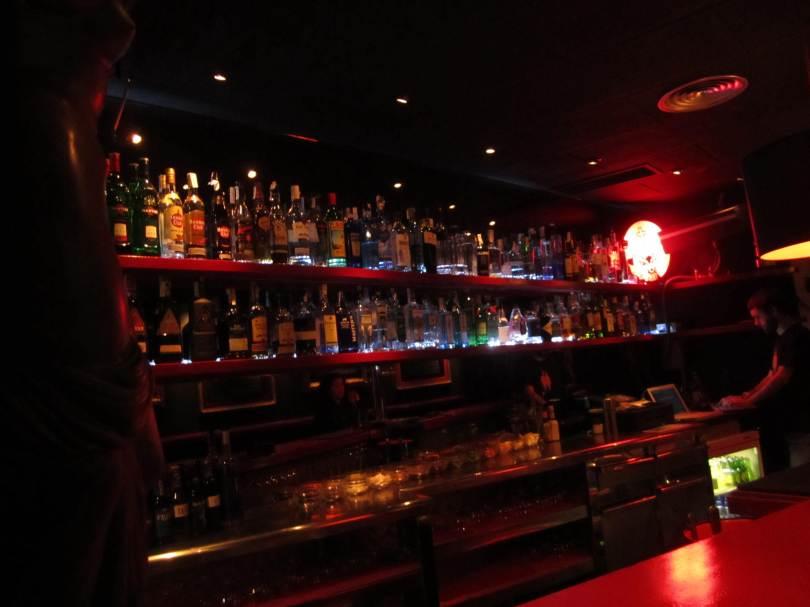 L'entresòl bar