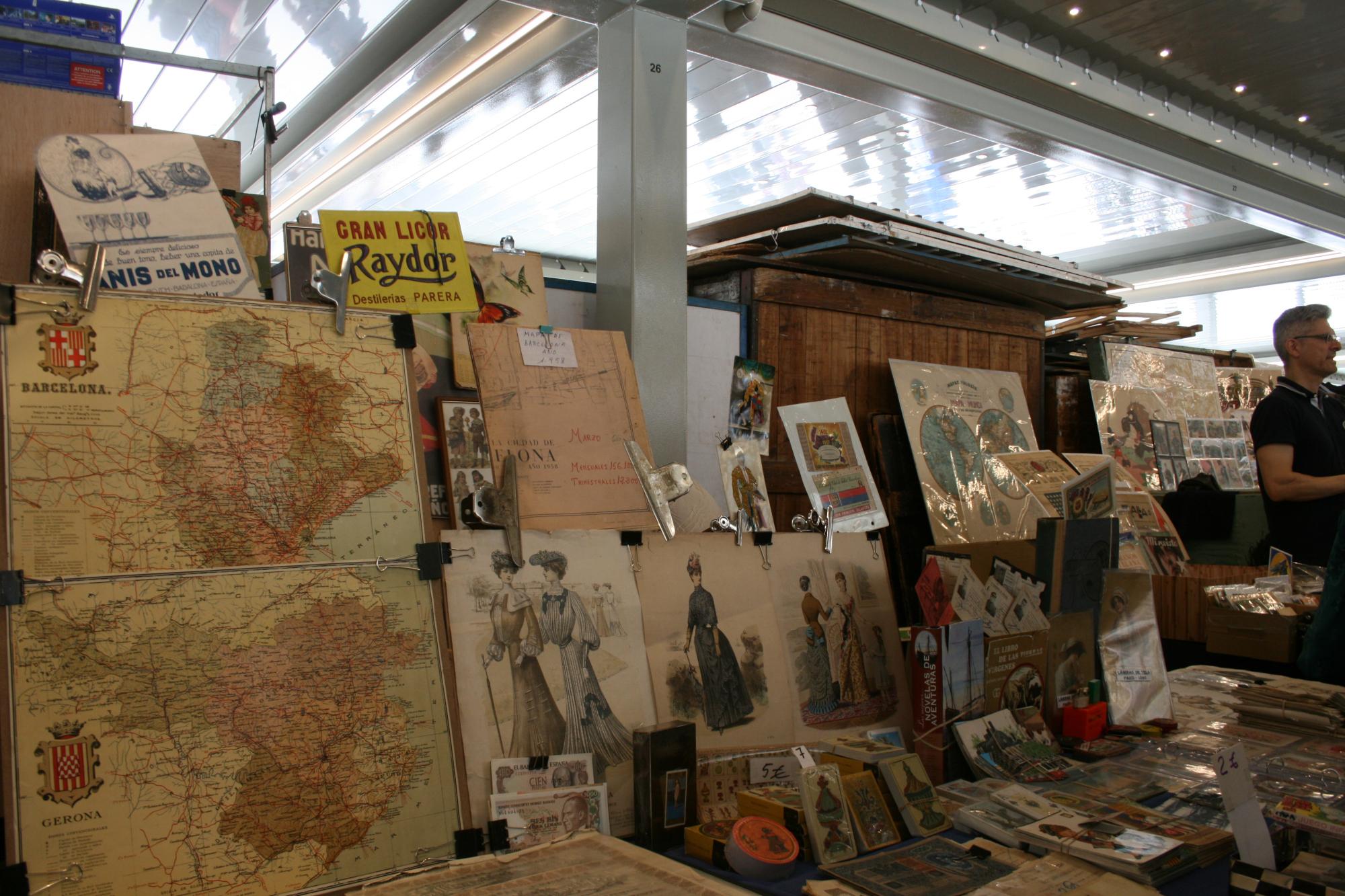 mercado dominical sant antoni