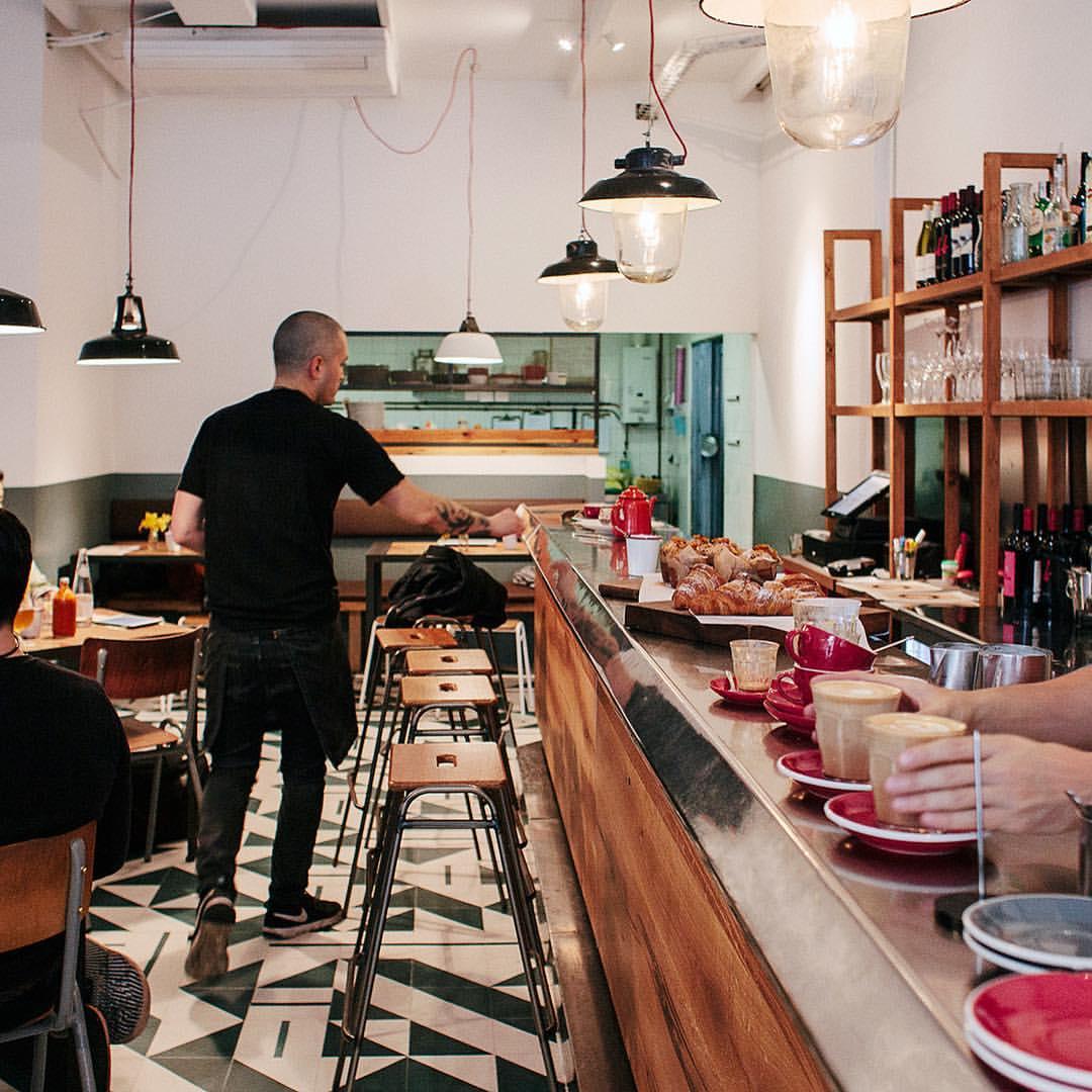 Caravelle bar restaurant Barcelona