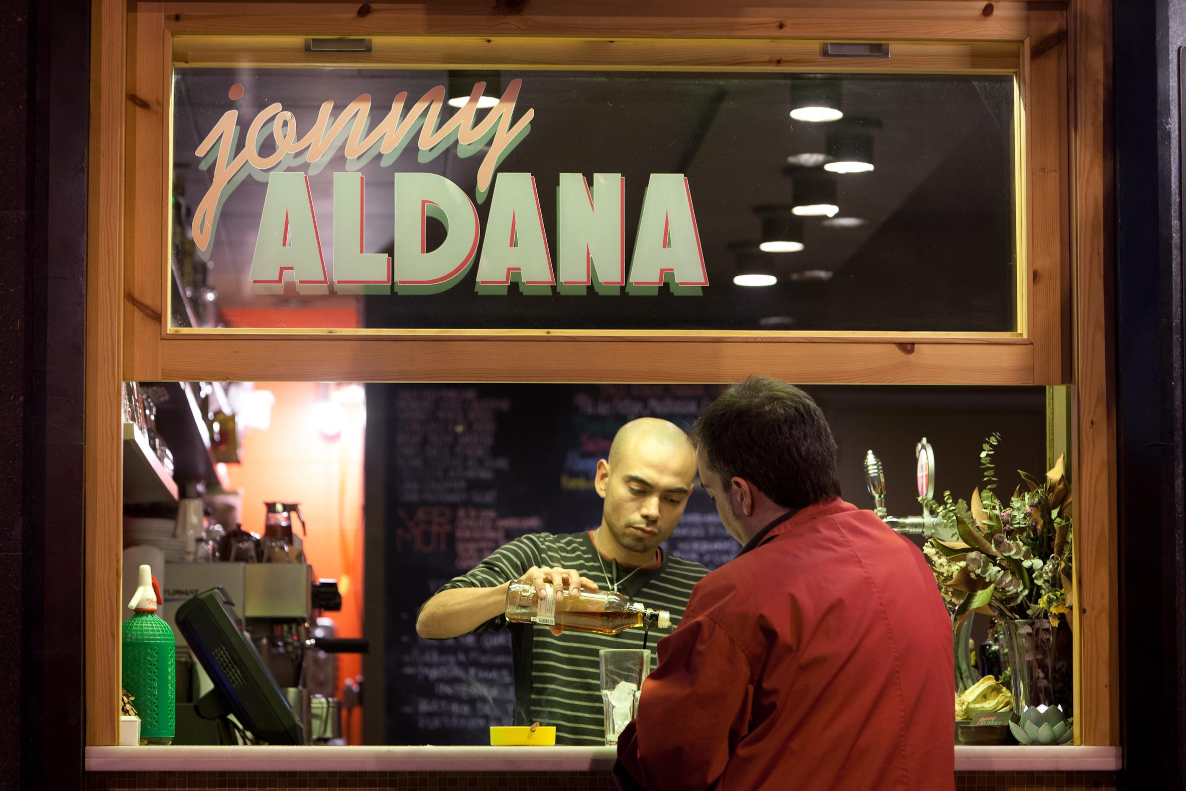 Jonny Aldana