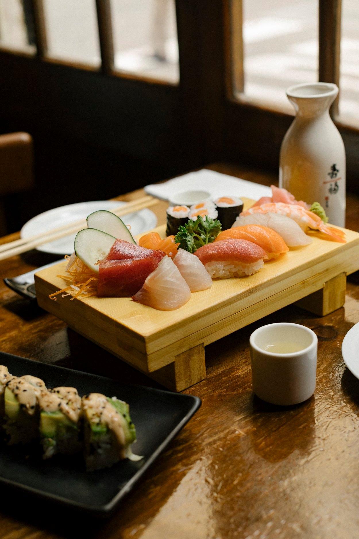 restaurante japonés kibuka gracia