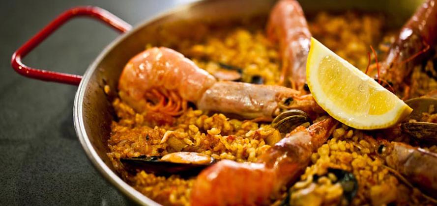 Paella de BCN Cooking