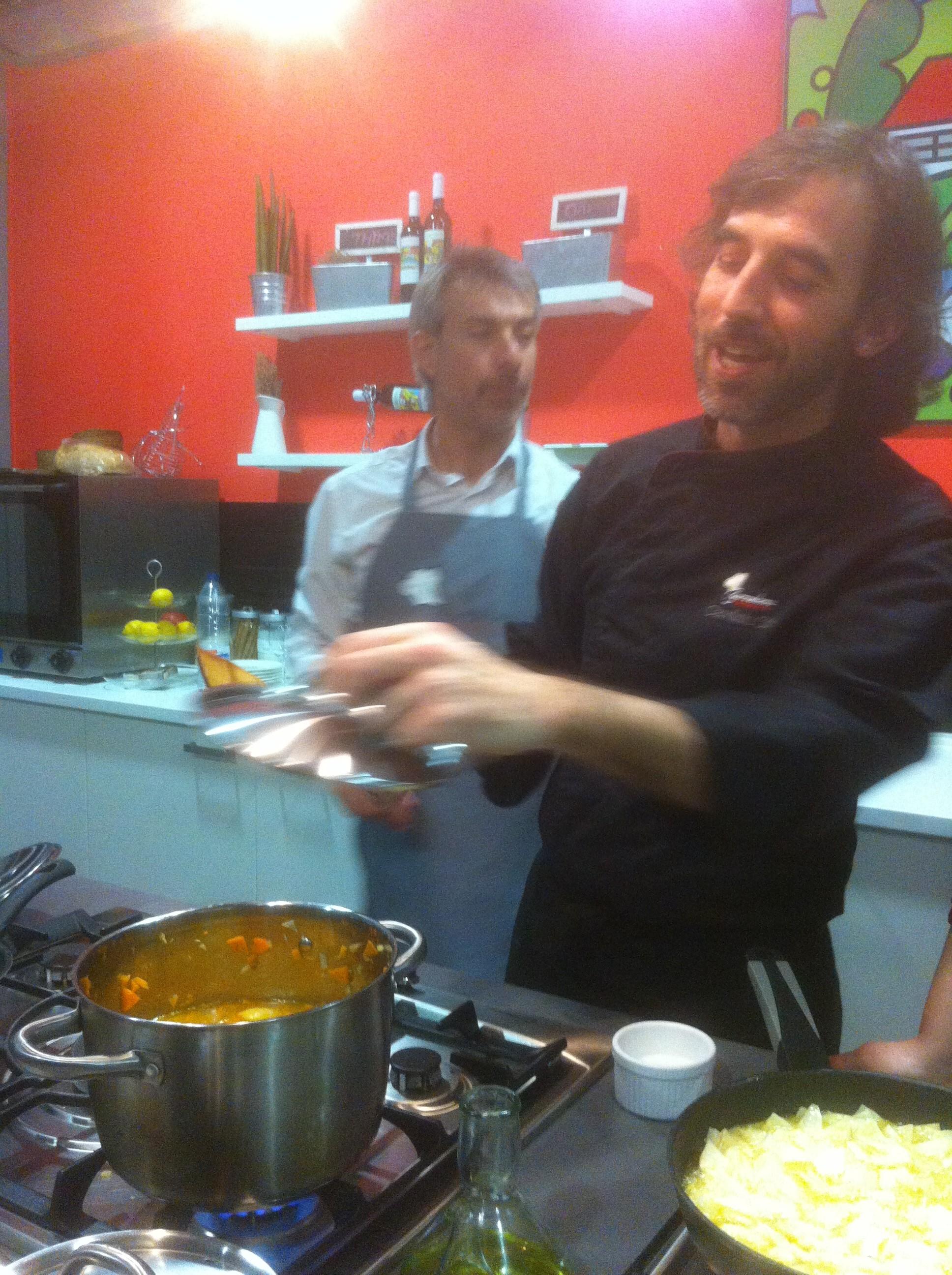 Profesor de BCN Cooking