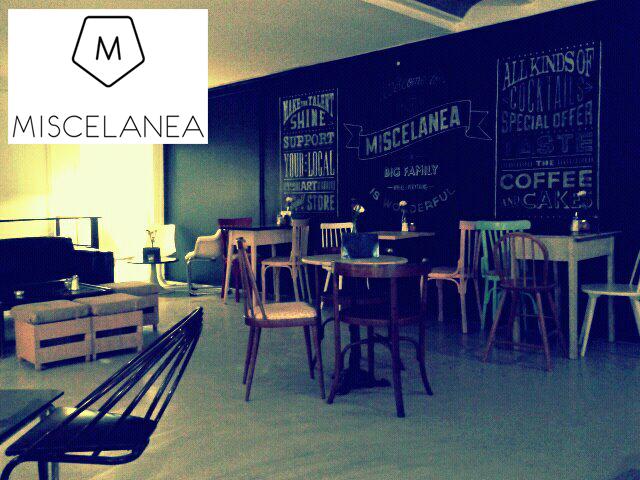 Cafetería bar de Miscelanea