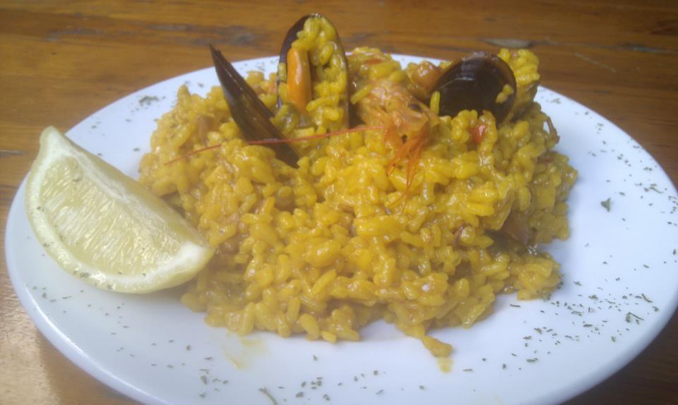Paella de Bitácora