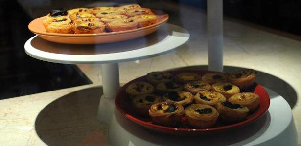 Pasteis de Belem en A Casa Portuguesa