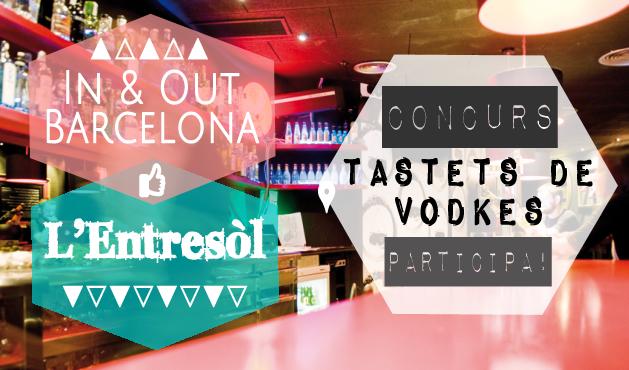 Concurso Entresòl bar