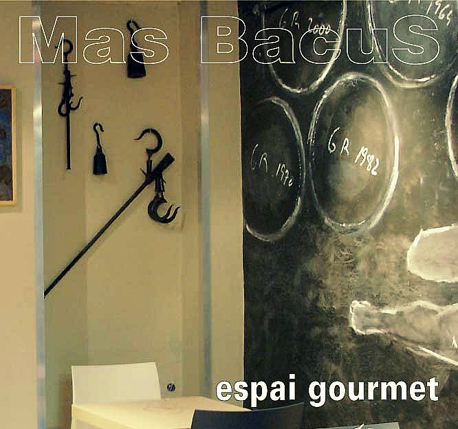 Espacio Gastronómico de Mas Bacus