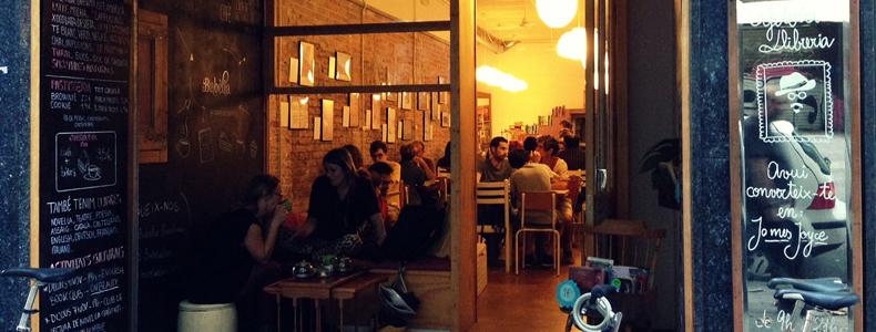 Entrada de Babelia Books & Café