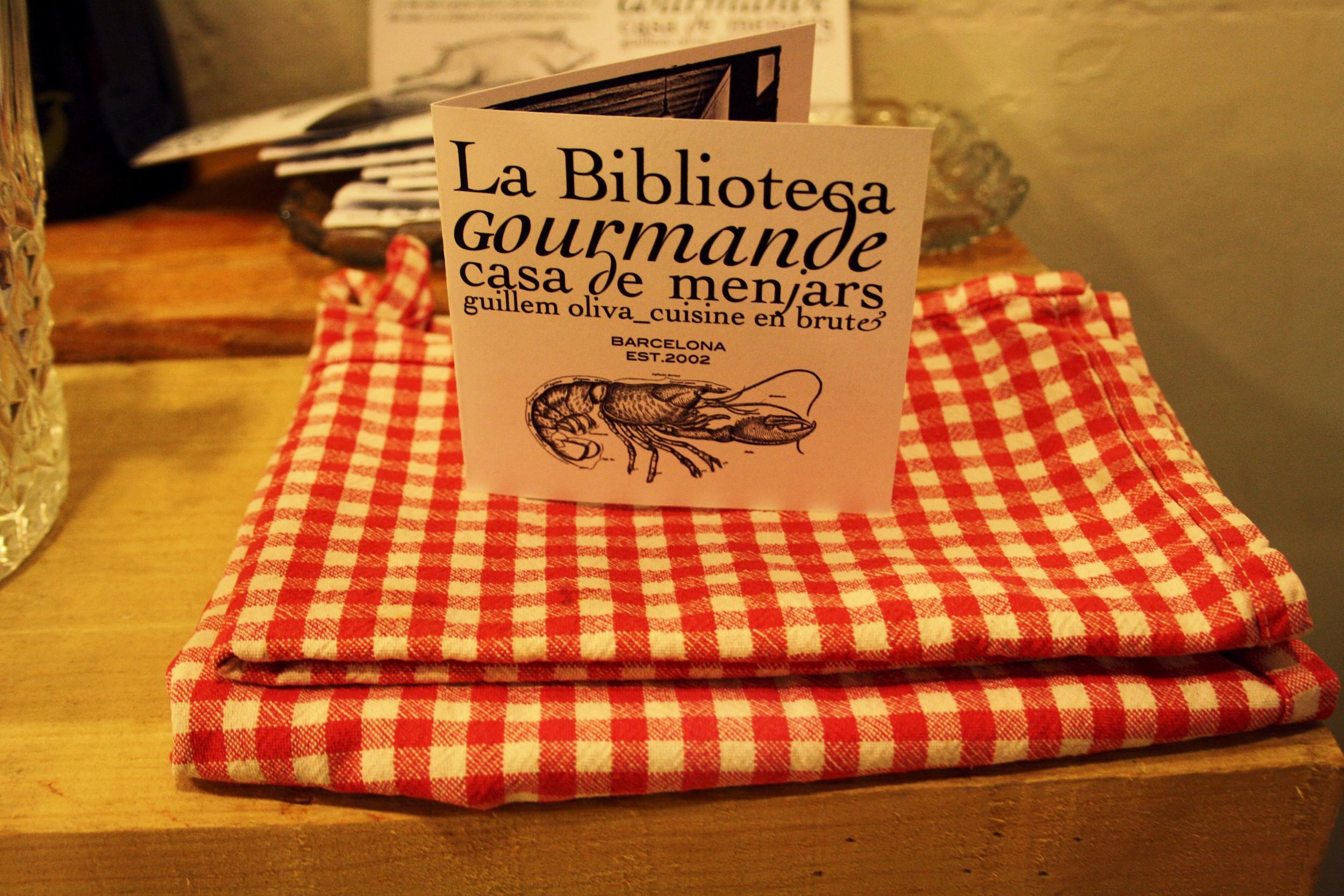 Biblioteca Gourmande