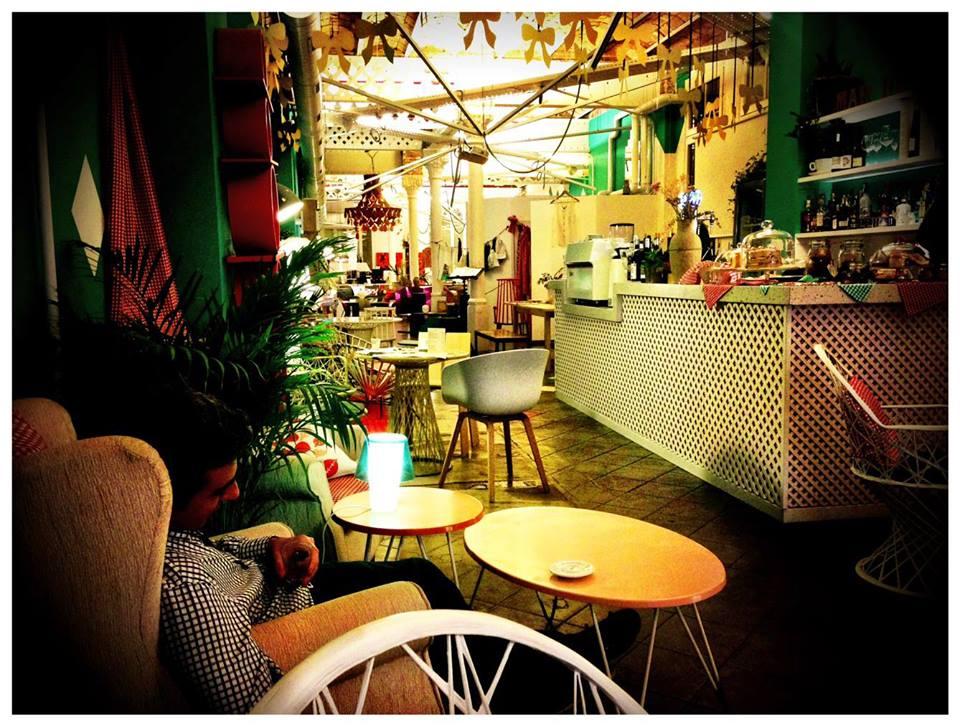 Cafetería de Mar de Cava