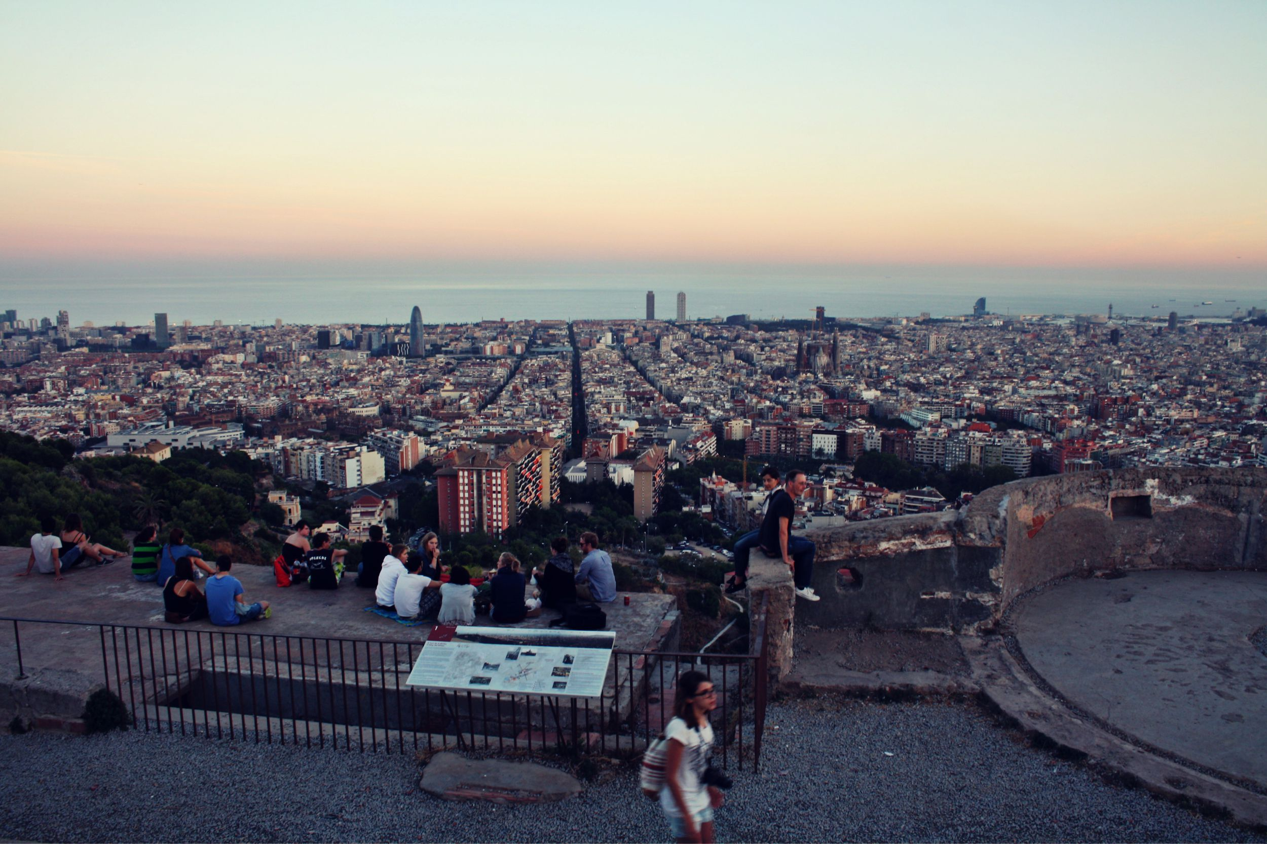 Miradors de les Bateries Antiaèries de Barcelona