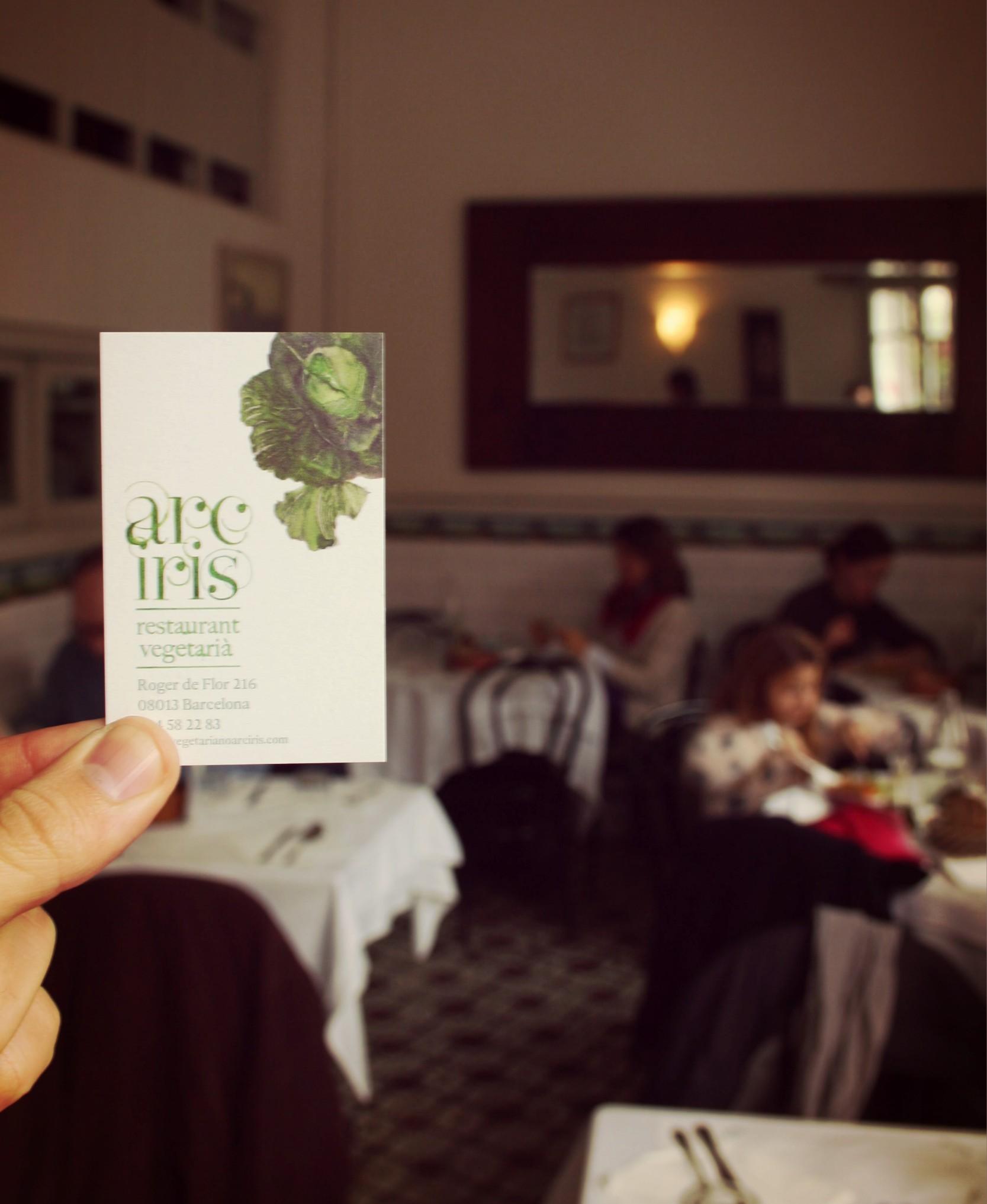Arc Iris restaurant