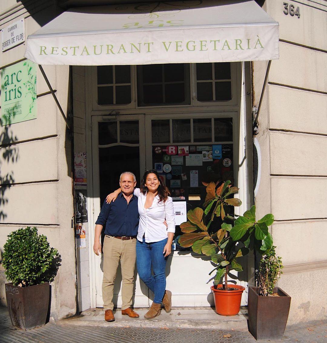 Arc Iris restaurant vegetarià