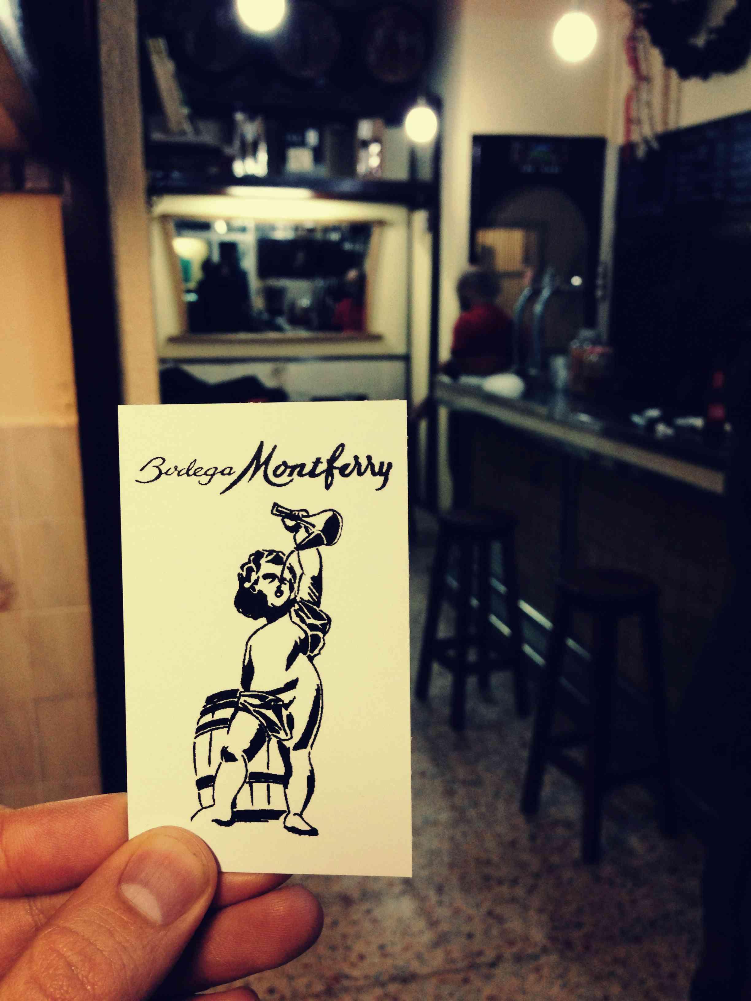 Bodega Montferry logo