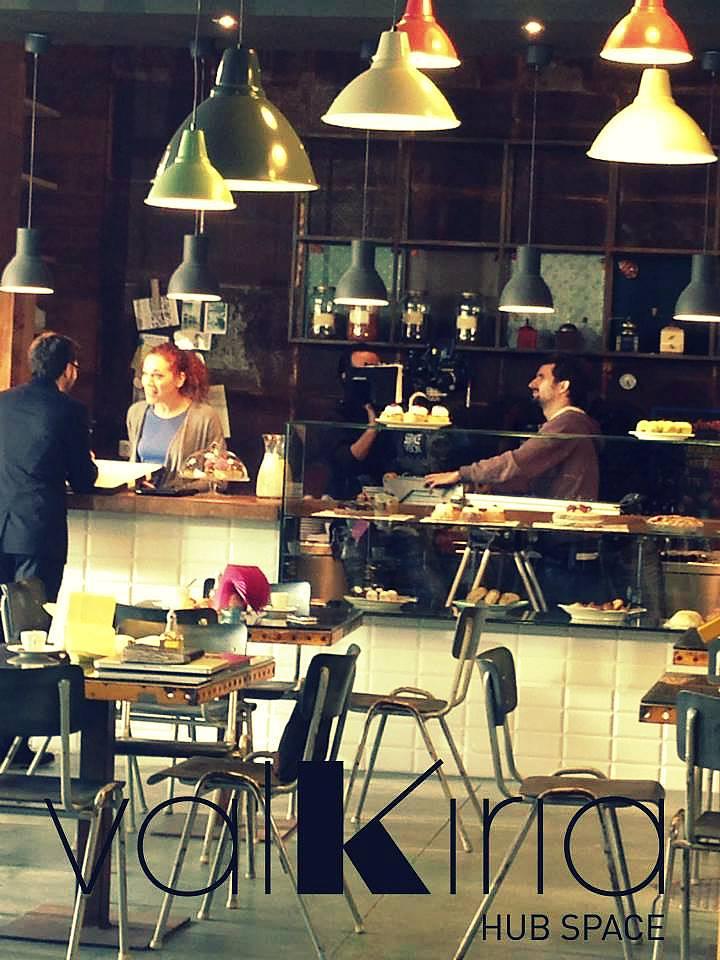 un día cualquiera de Onna Café