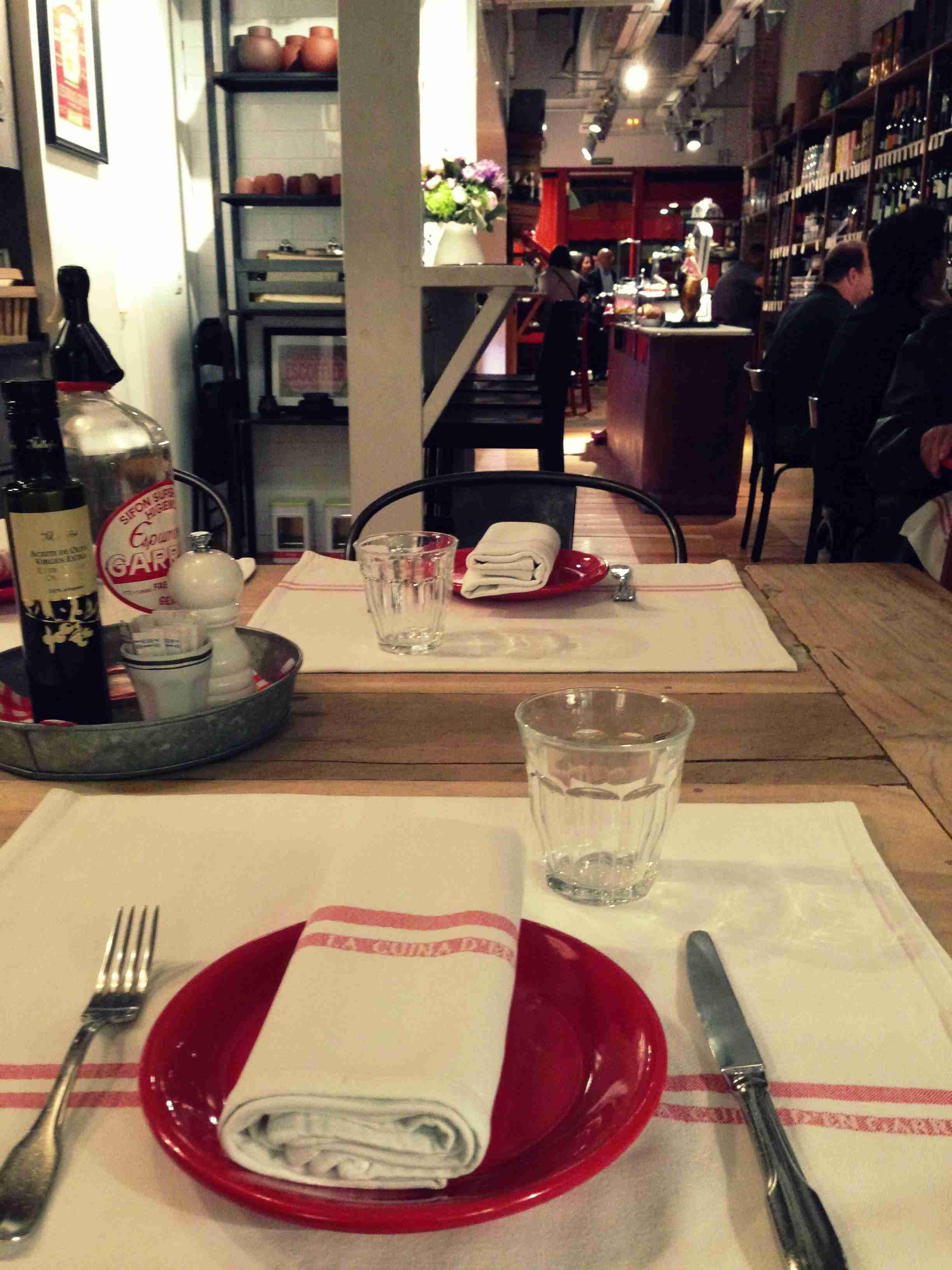 Restaurant Cuina d'en Garriga