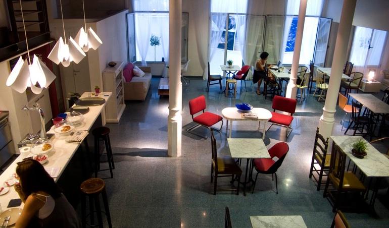 Café Mitte Barcelona