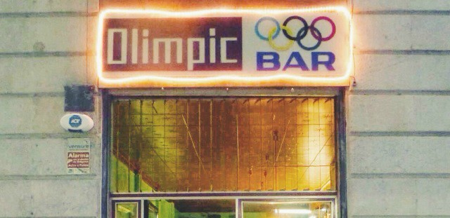 Olimpic Bar raval