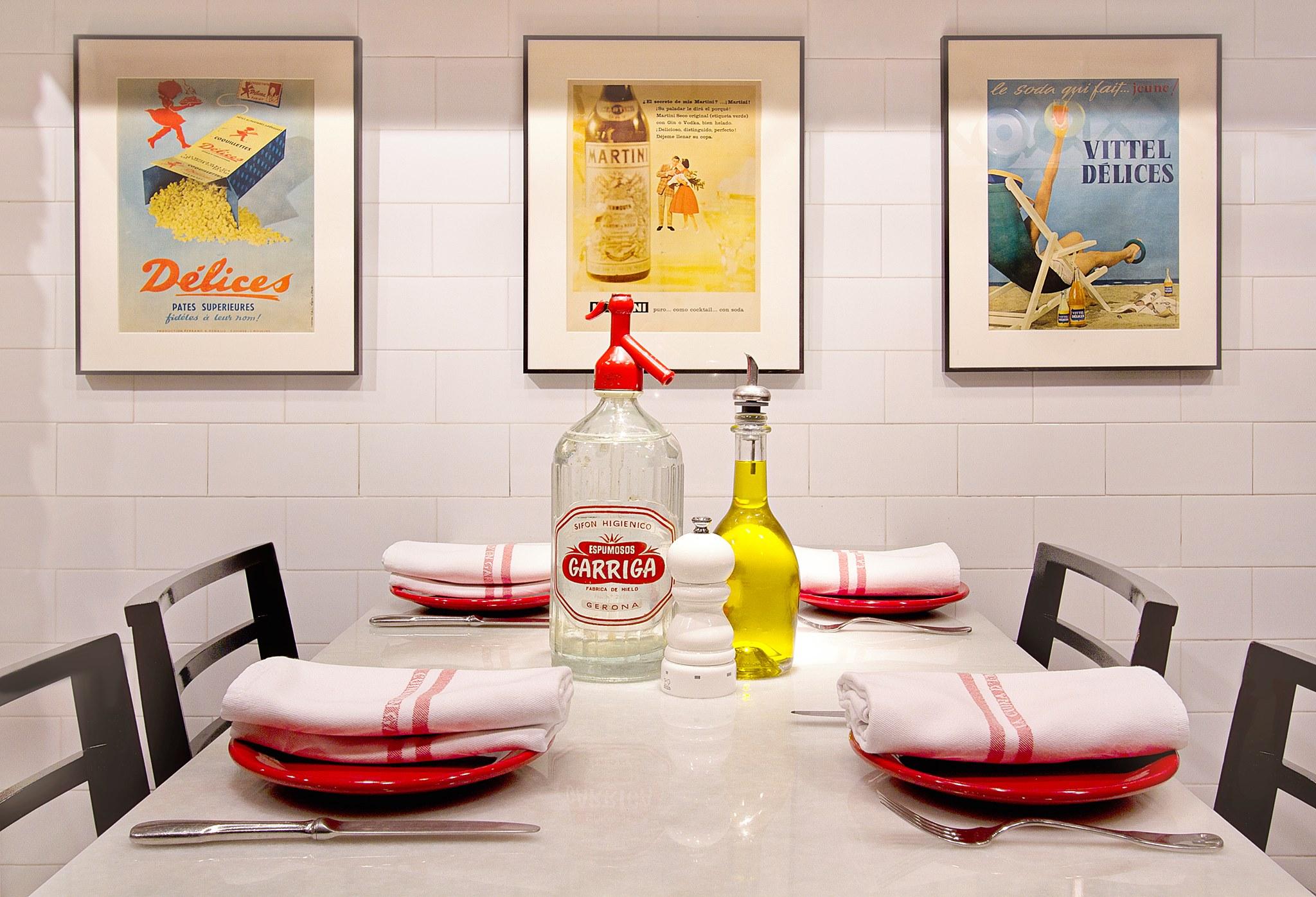 La Cuina d'en Garriga restaurant
