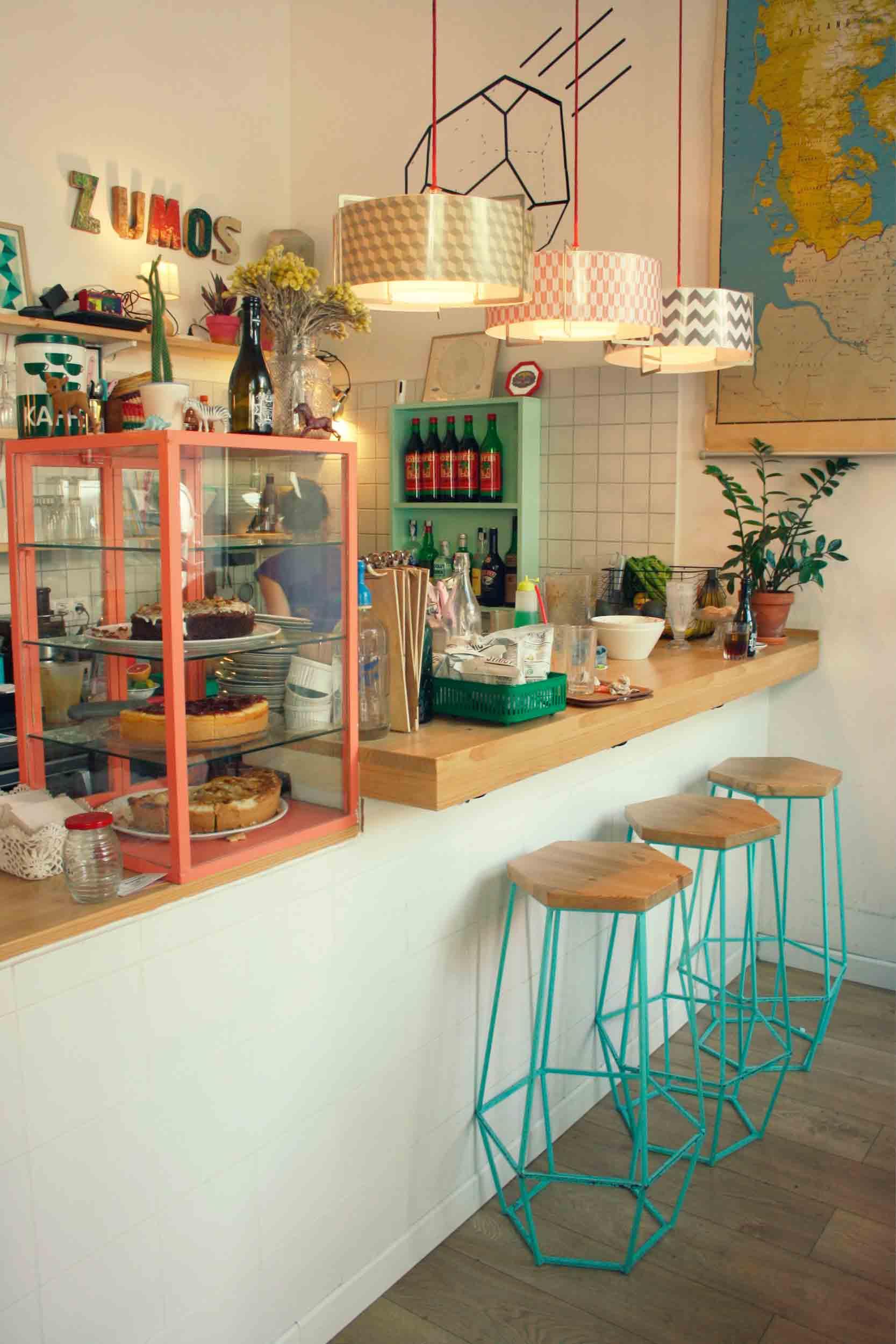 Barra de Café Cometa