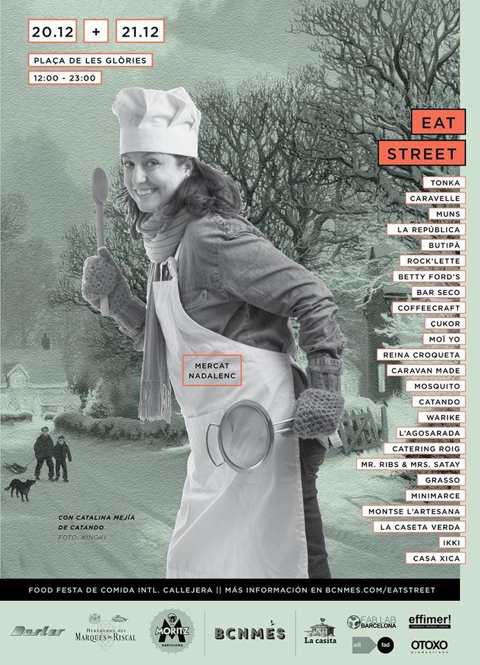 Eat Street edición navidad