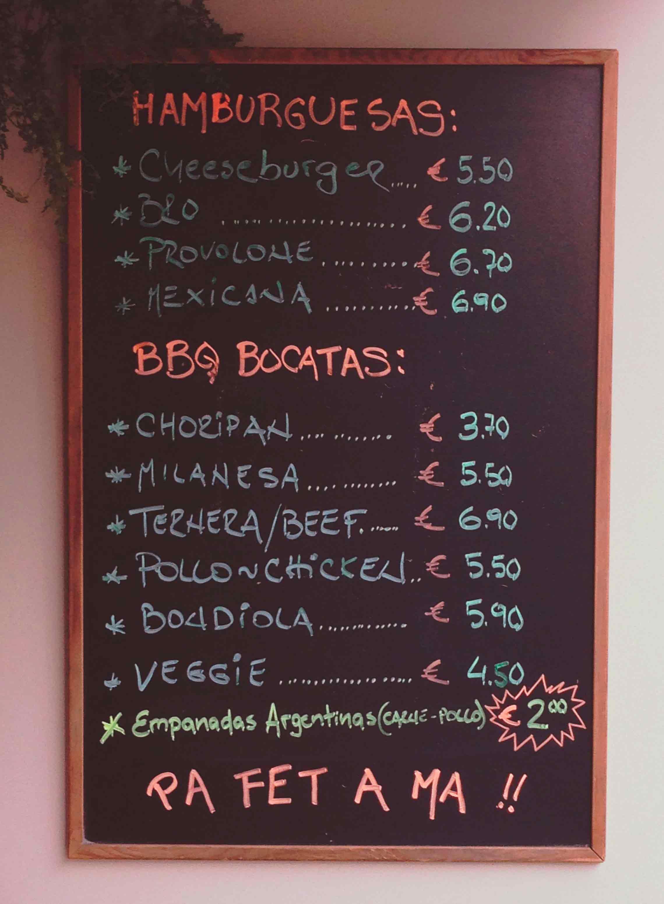 Bro Barcelona - Grill & Bread