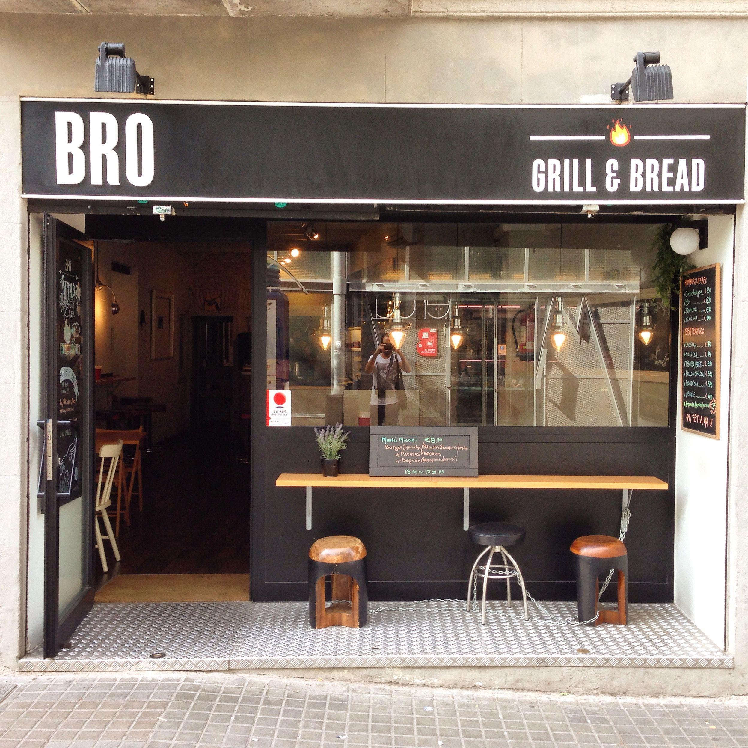 Bro Grill & Bread Barceloneta