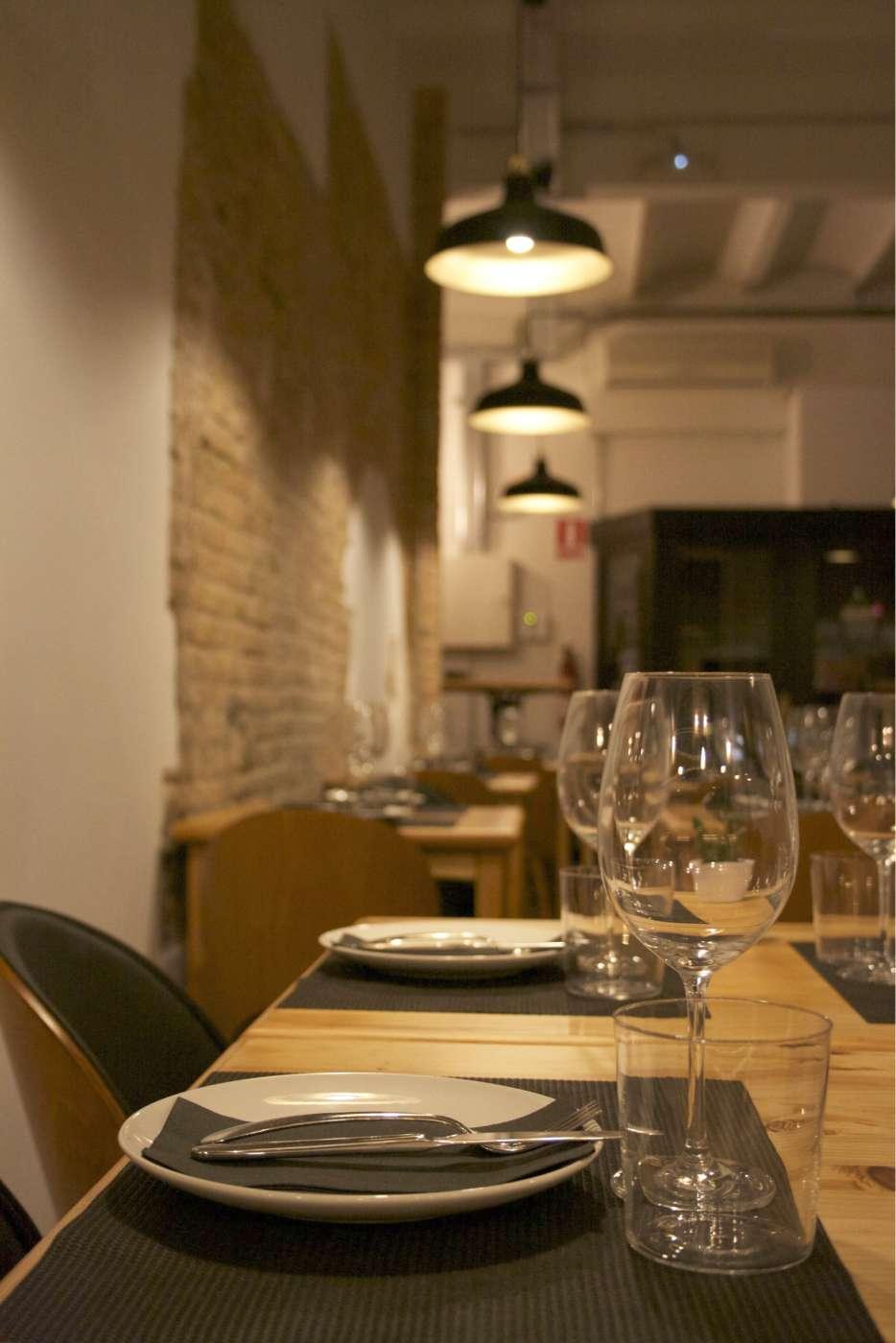 Mano Rota restaurant Poblesec