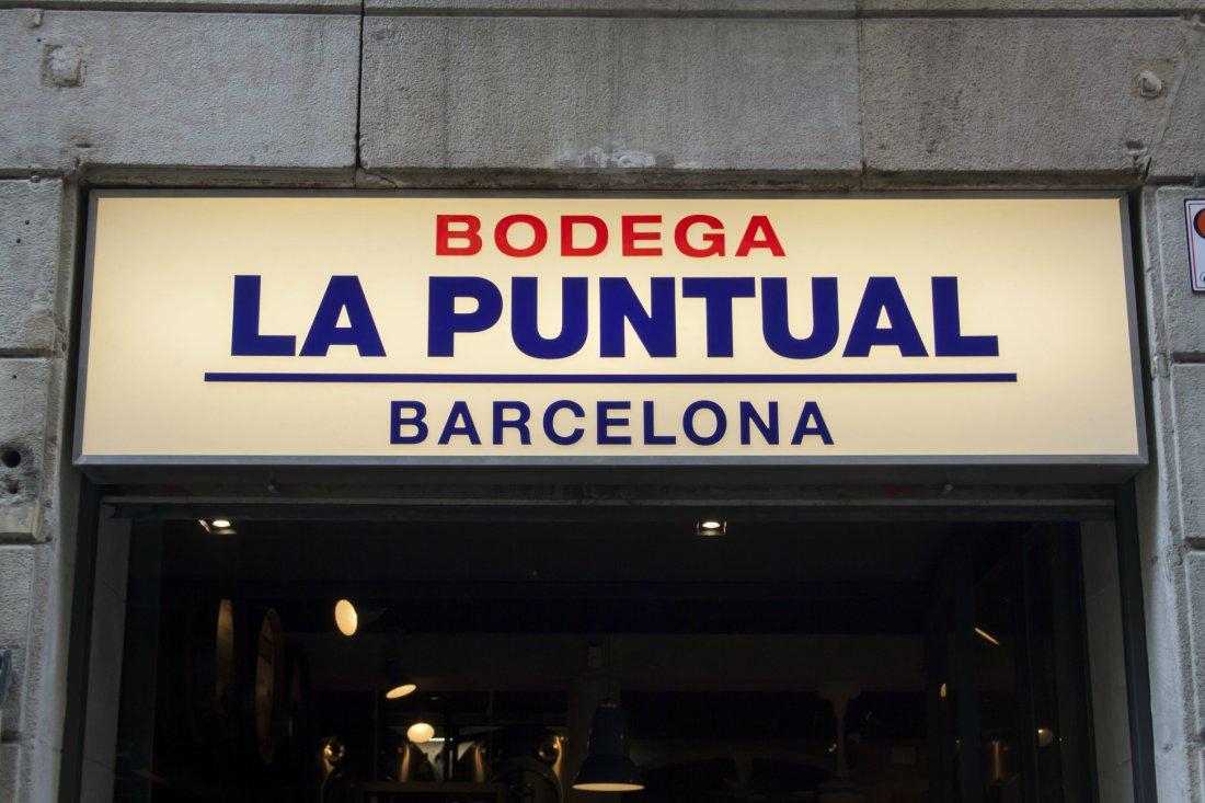 Bodega La Puntual