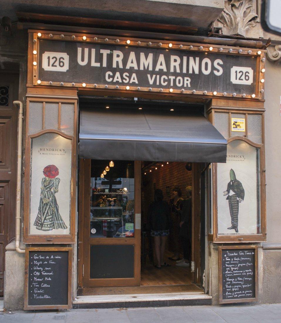 Ultramarinos Barcelona