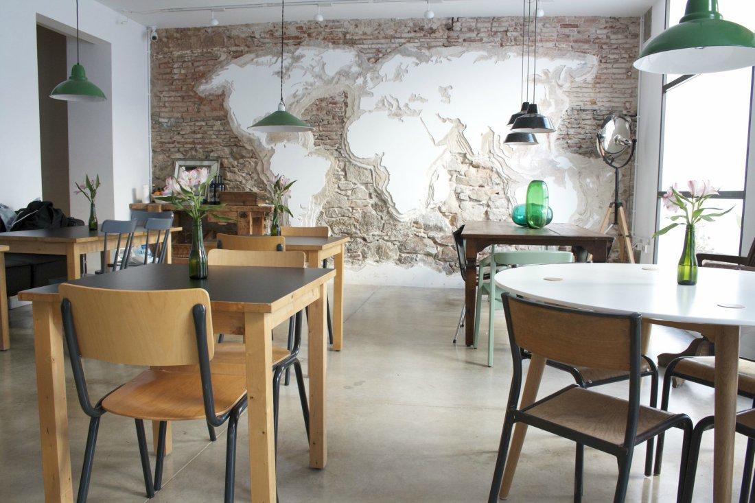 trópico restaurante barcelona