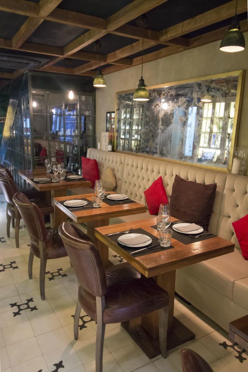 Bardot restaurante