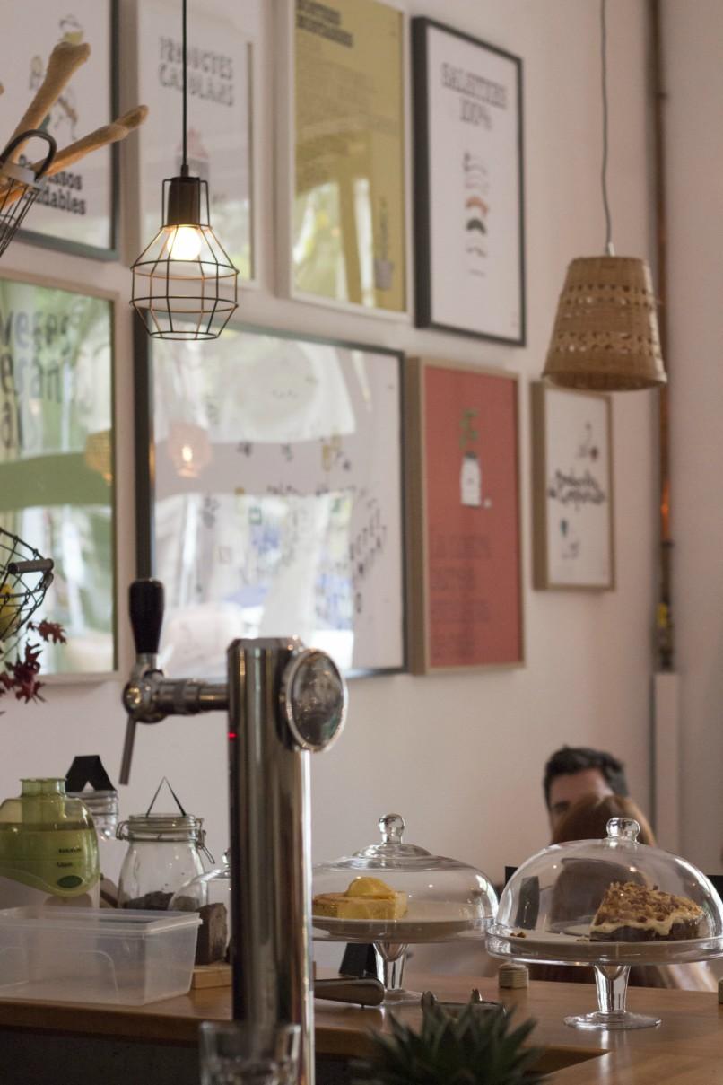Mostassa restaurant barcelona