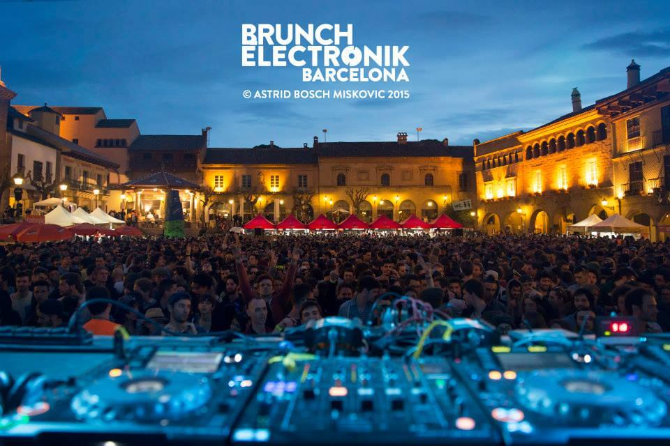 brunch electronik barcelona