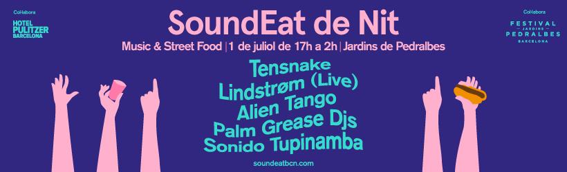 SoundEat Barcelona