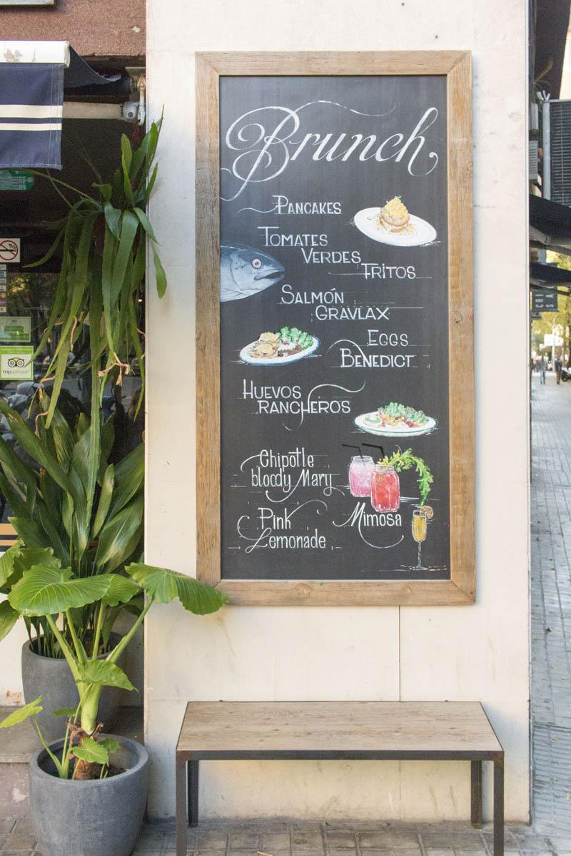 picnic brunch barcelona