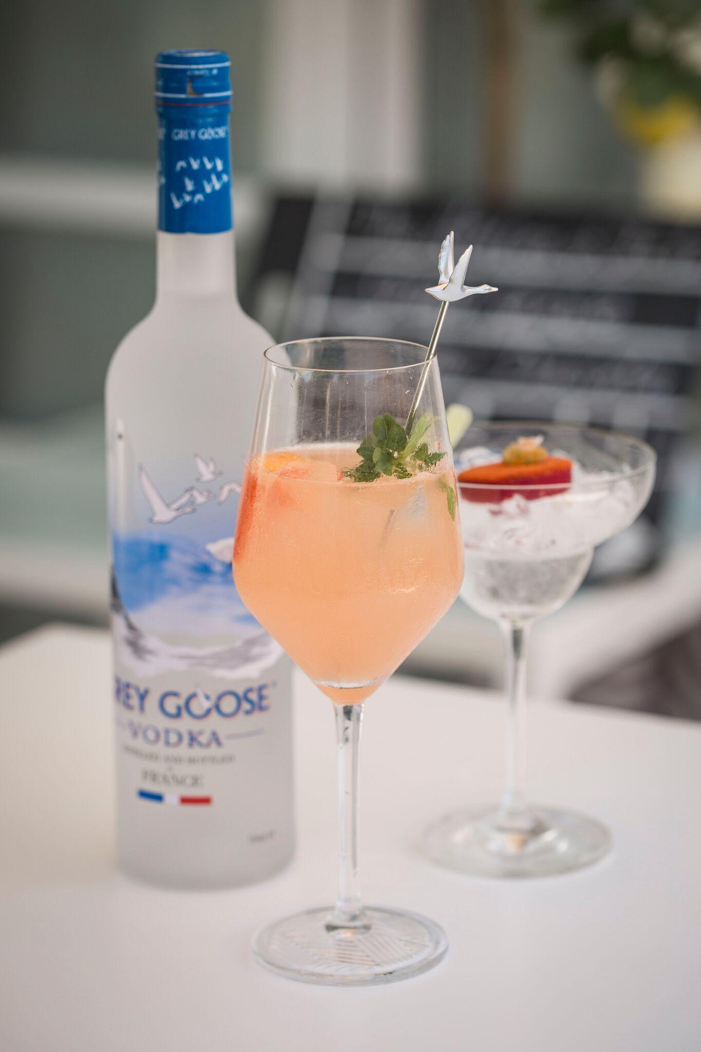 Grey Goose Atelier of Taste