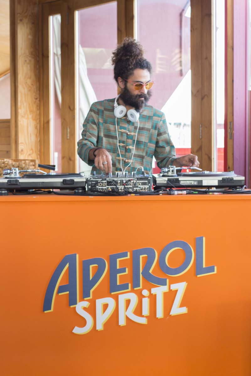 Aperol Chiringuito Party