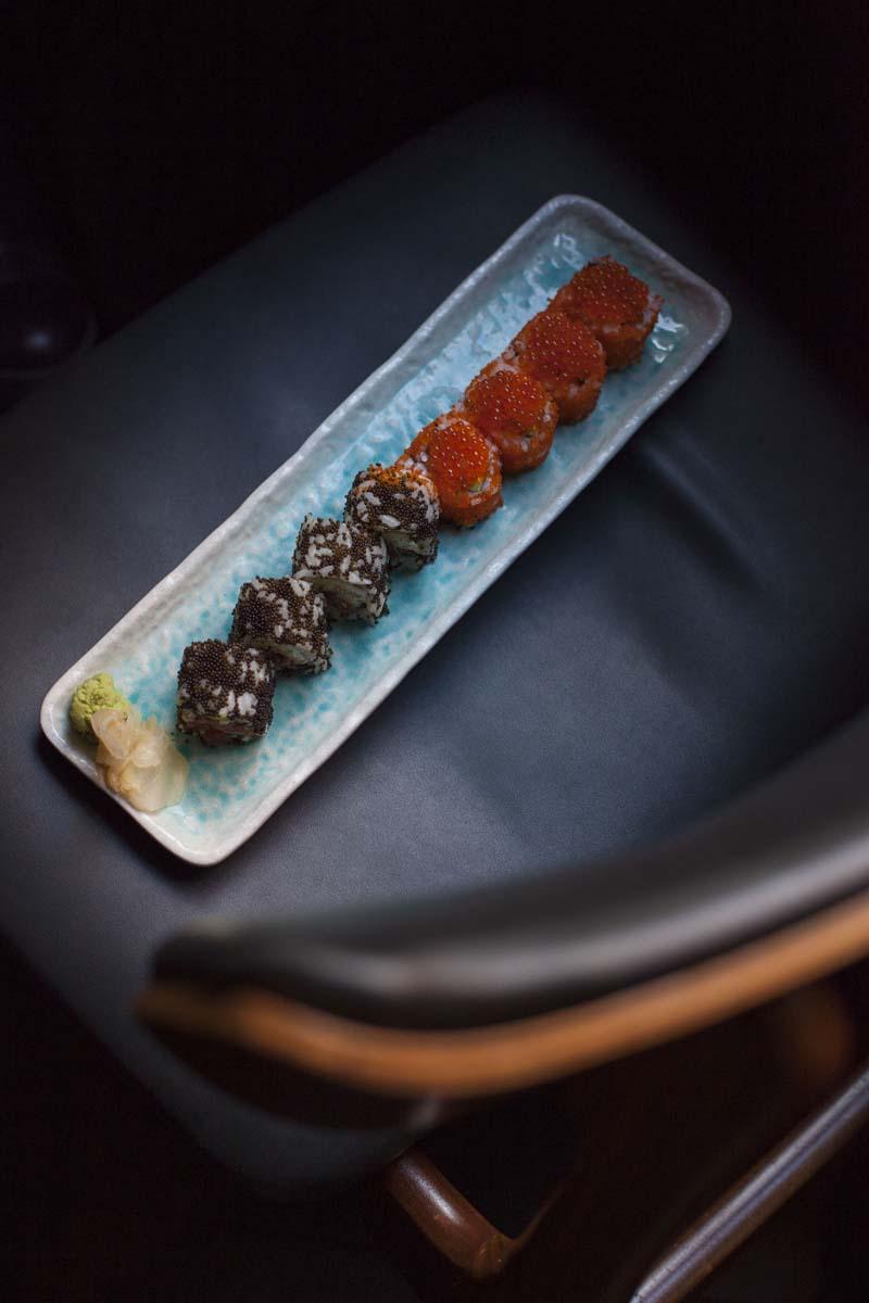 robata sushi grill