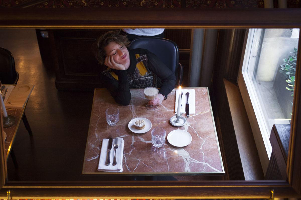 La Dama restaurante