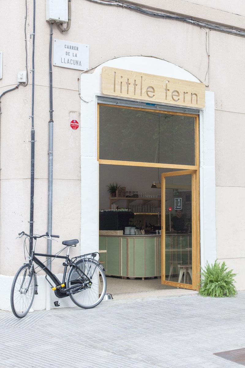 Little Fern bar