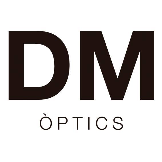 DM Optics logo